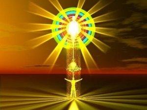 luz cosmica